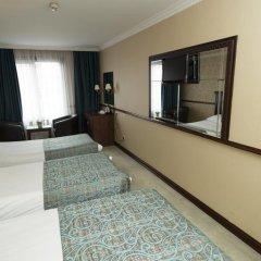 Topkapi Inter Istanbul Hotel 4* Стандартный семейный номер с двуспальной кроватью фото 31