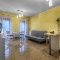 Отель Apartamenty Aparts Полулюкс с различными типами кроватей фото 4