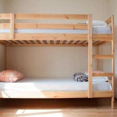 Yut Hostel Кровать в мужском общем номере с двухъярусной кроватью фото 2