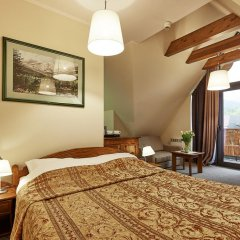 Отель Skalny Польша, Закопане - отзывы, цены и фото номеров - забронировать отель Skalny онлайн комната для гостей