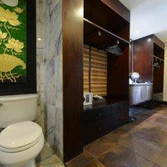 Отель Andaman White Beach Resort 4* Номер Делюкс с двуспальной кроватью фото 25