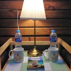 Отель The Earth House 2* Номер категории Эконом с различными типами кроватей фото 9