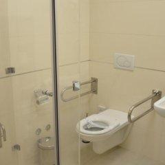 Отель Srbija Garni Сербия, Белград - 2 отзыва об отеле, цены и фото номеров - забронировать отель Srbija Garni онлайн ванная фото 2
