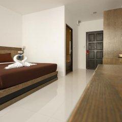 M.U.DEN Patong Phuket Hotel 3* Номер Делюкс двуспальная кровать фото 23