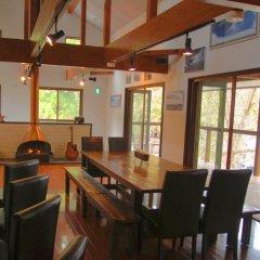 Отель Bears Den Mountain Lodge Хакуба питание фото 2