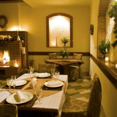 Гостиница Troyanda Karpat питание фото 2
