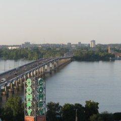 Гостиница Мост Центр Апартаменты Украина, Днепр - отзывы, цены и фото номеров - забронировать гостиницу Мост Центр Апартаменты онлайн приотельная территория фото 2