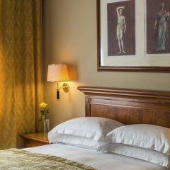 Отель Starhotels Michelangelo 4* Стандартный номер с двуспальной кроватью фото 5