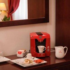 Hotel Cardinal Of Florence 3* Номер Комфорт с различными типами кроватей фото 3