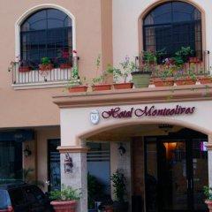 Hotel Monteolivos вид на фасад фото 2