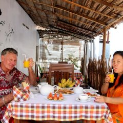 Fun whales Guest house and Hostel питание