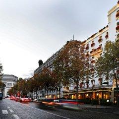 Hotel Napoleon парковка