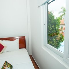 Отель Homestead Phu Quoc Resort 3* Бунгало с различными типами кроватей