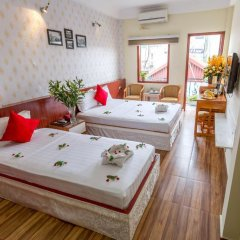 The Queen Hotel & Spa 3* Стандартный семейный номер разные типы кроватей фото 8