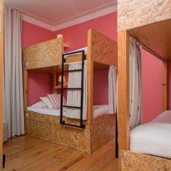 Passport Lisbon Hostel 2* Кровать в женском общем номере фото 5