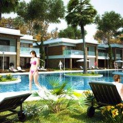 Отель Nirvana Lagoon Villas Suites & Spa 5* Люкс повышенной комфортности с различными типами кроватей фото 27
