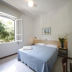Отель Villa Augustea 3* Стандартный номер с двуспальной кроватью фото 5