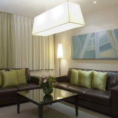 K West Hotel & Spa 4* Люкс с различными типами кроватей фото 6
