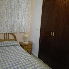 Отель Pensión Javier 2* Стандартный номер с различными типами кроватей (общая ванная комната) фото 4