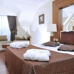 Meder Resort Hotel - Ultra All Inclusive 5* Стандартный номер с разными типами кроватей фото 12