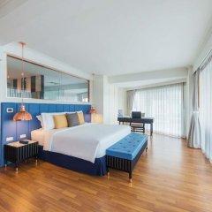 A-One The Royal Cruise Hotel Pattaya 4* Люкс с различными типами кроватей фото 2