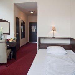 Novum Hotel Eleazar City Center 3* Стандартный номер двуспальная кровать