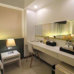 Отель Myhotel Cmyk@Ratchada 3* Полулюкс с различными типами кроватей фото 9