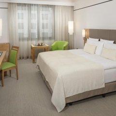 Melia Berlin Hotel 4* Стандартный номер двуспальная кровать фото 2