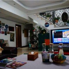 Отель Heaven Pool Youth Hostel Китай, Чэнду - отзывы, цены и фото номеров - забронировать отель Heaven Pool Youth Hostel онлайн интерьер отеля