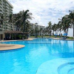 Отель Condominio Mayan Island Playa Diamante бассейн