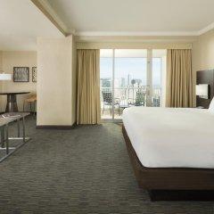 Отель Hilton San Francisco Union Square 4* Полулюкс с различными типами кроватей