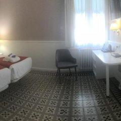 Отель Balneari Vichy Catalan 3* Стандартный номер разные типы кроватей фото 7