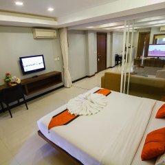 Platinum Hotel 3* Люкс повышенной комфортности разные типы кроватей фото 6
