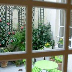 Отель Hôtel Arvor Saint Georges балкон
