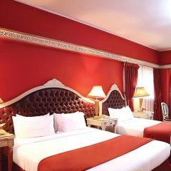 Moscow Hotel 4* Стандартный семейный номер с двуспальной кроватью фото 2
