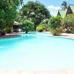 Отель Charm Beach Resort 3* Бунгало с различными типами кроватей фото 3