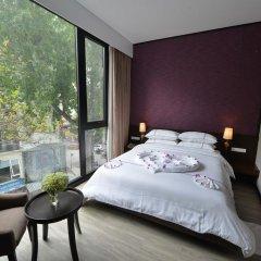 Hanoi Emerald Waters Hotel Trendy 3* Номер Делюкс с различными типами кроватей фото 8