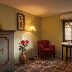 Отель El Peiron Сос-дель-Рей-Католико интерьер отеля фото 2