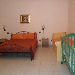 Отель Villa Jolanda & Carmelo Стандартный номер фото 2