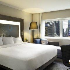Отель Novotel New York Times Square 4* Стандартный номер с двуспальной кроватью фото 2