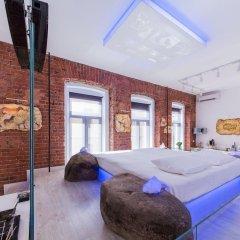 Апартаменты Мама Ро на Чистых Прудах Москва удобства в номере
