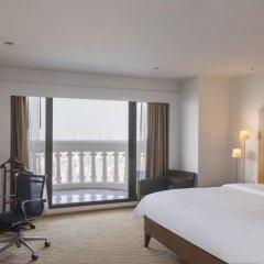 Отель lebua at State Tower 5* Люкс с двуспальной кроватью фото 11