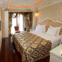 DeLuxe Golden Horn Sultanahmet Hotel комната для гостей