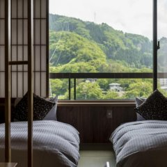 Отель Takamiya Bettei KUON Цуруока комната для гостей фото 5