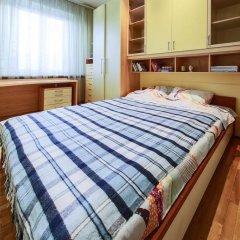 Гостиница Dom i Co Economy Апартаменты разные типы кроватей фото 8