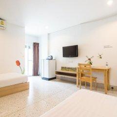 Отель The Fifth Residence 3* Улучшенный номер с 2 отдельными кроватями фото 5