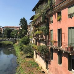 Отель Victoria Италия, Виченца - отзывы, цены и фото номеров - забронировать отель Victoria онлайн приотельная территория
