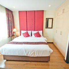 Отель Citismart Residence Таиланд, Паттайя - отзывы, цены и фото номеров - забронировать отель Citismart Residence онлайн сейф в номере