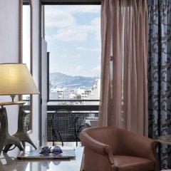 Отель Best Western Candia 4* Улучшенный номер с различными типами кроватей фото 7