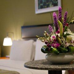 Savoy Park Hotel Apartments 3* Студия с различными типами кроватей фото 4
